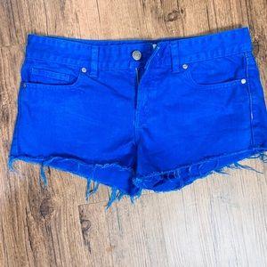 Victoria's Secrets Pink Shorts Size-4